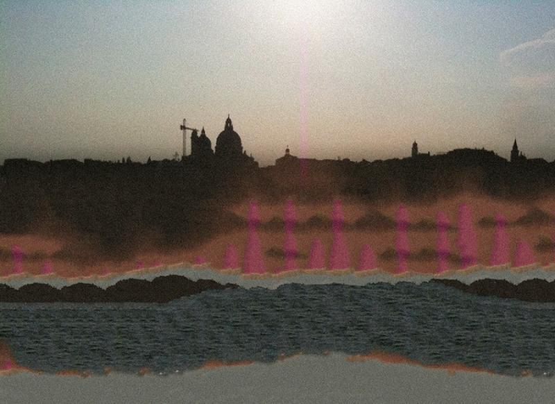 Maisema Venetsiassa