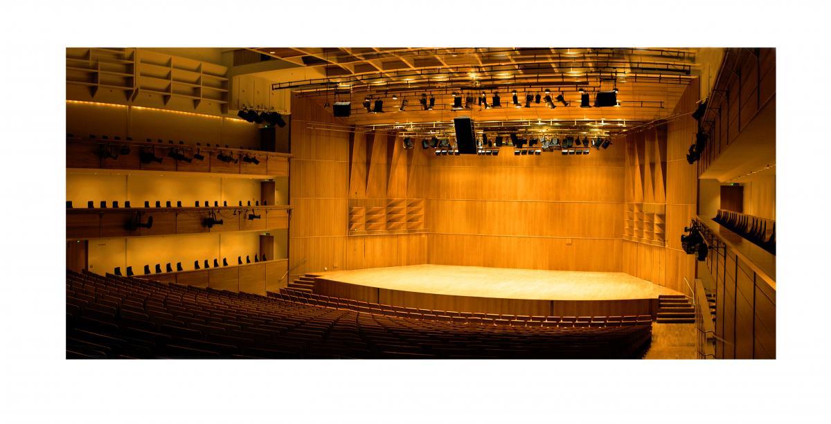 Kuopion musiikkikeskuksen konserttisali