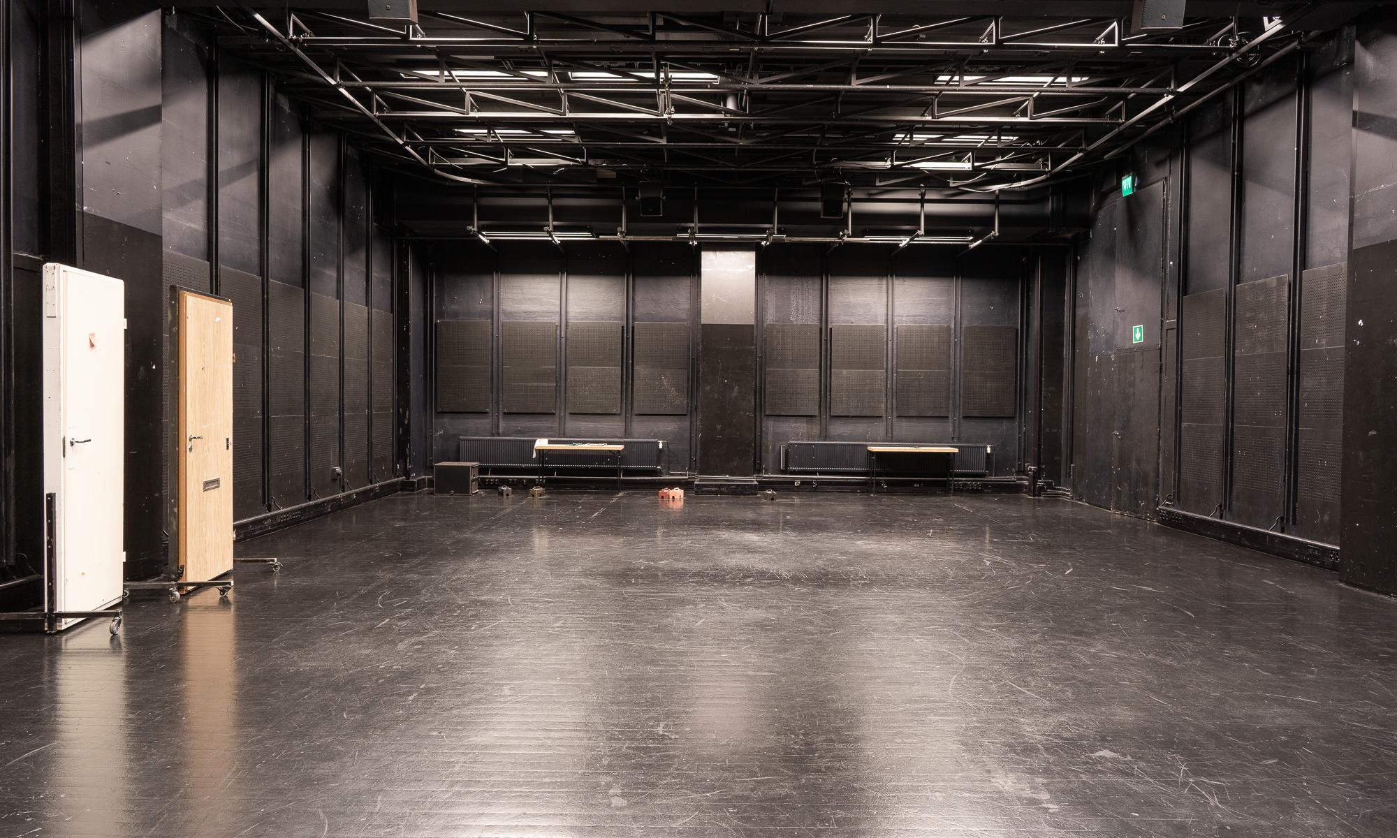 Teatterikorkeakoulun Studio 3 -tila