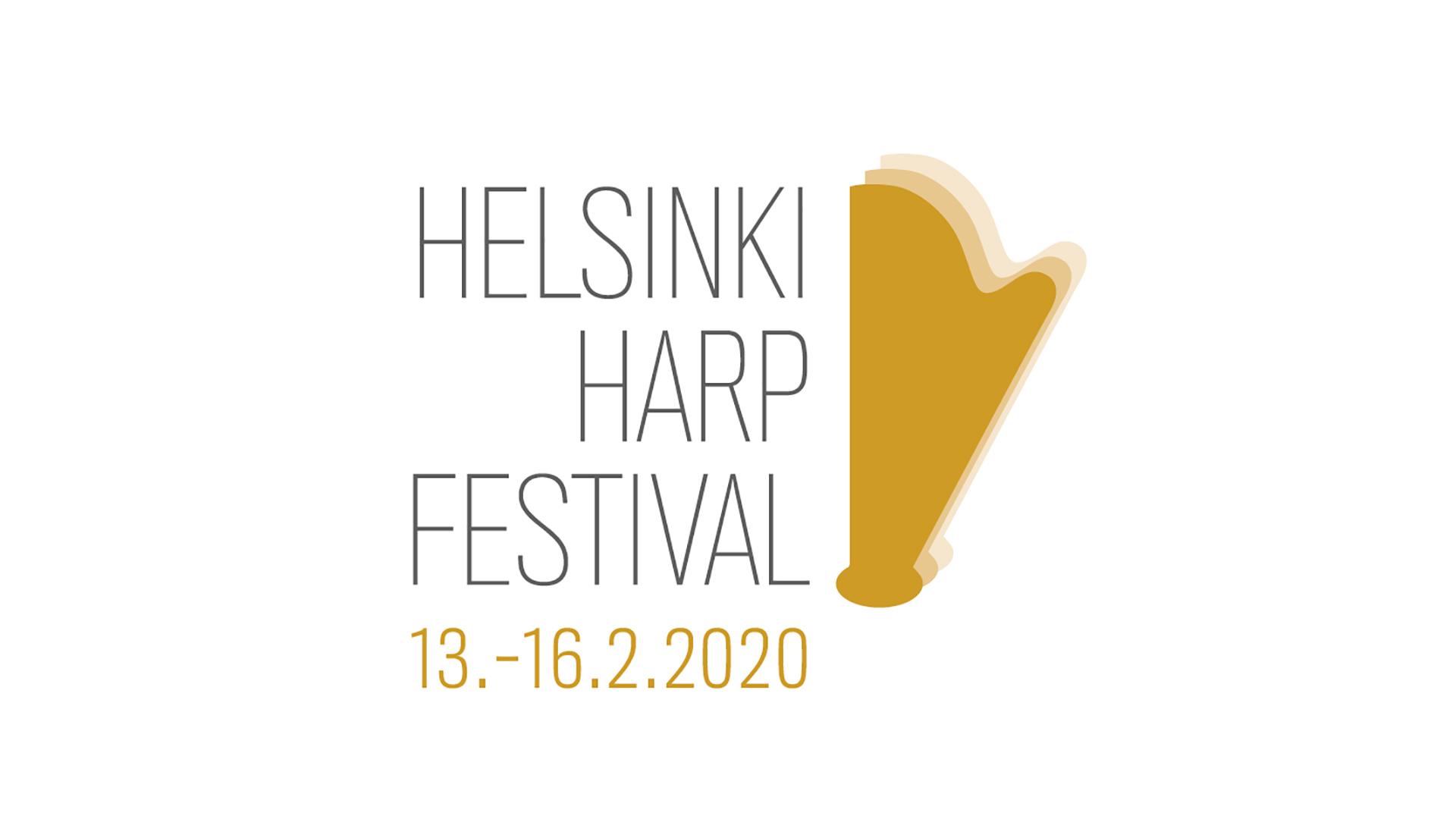 Helsinki Harp Festival -logo