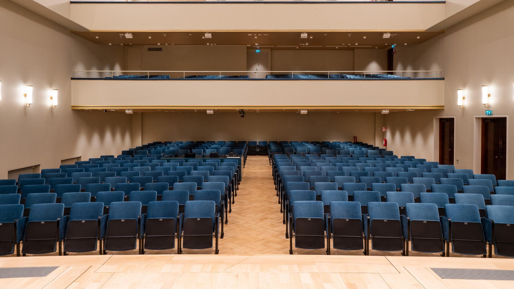 R-talon konserttisali