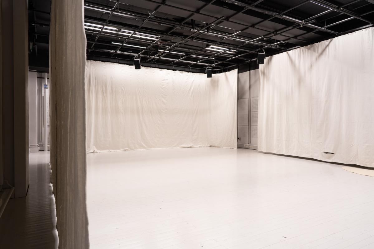 Teatterikorkeakoulun Studio 2 -sali
