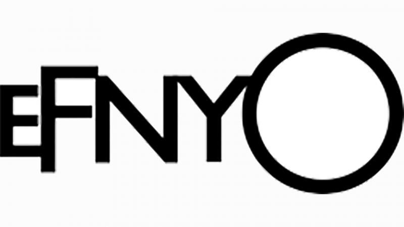 EFNYO logo