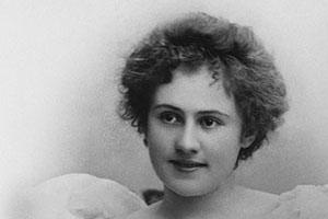 Laulajatar Aino Achté