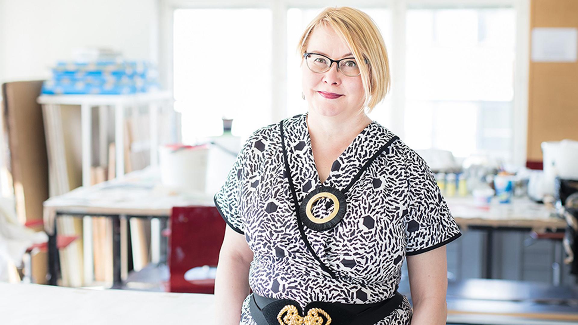 Photo of Johanna Vakkari