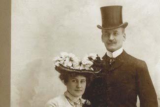 Aino Achté och Heikki Renvall