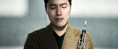 Kyeong Ham with oboe