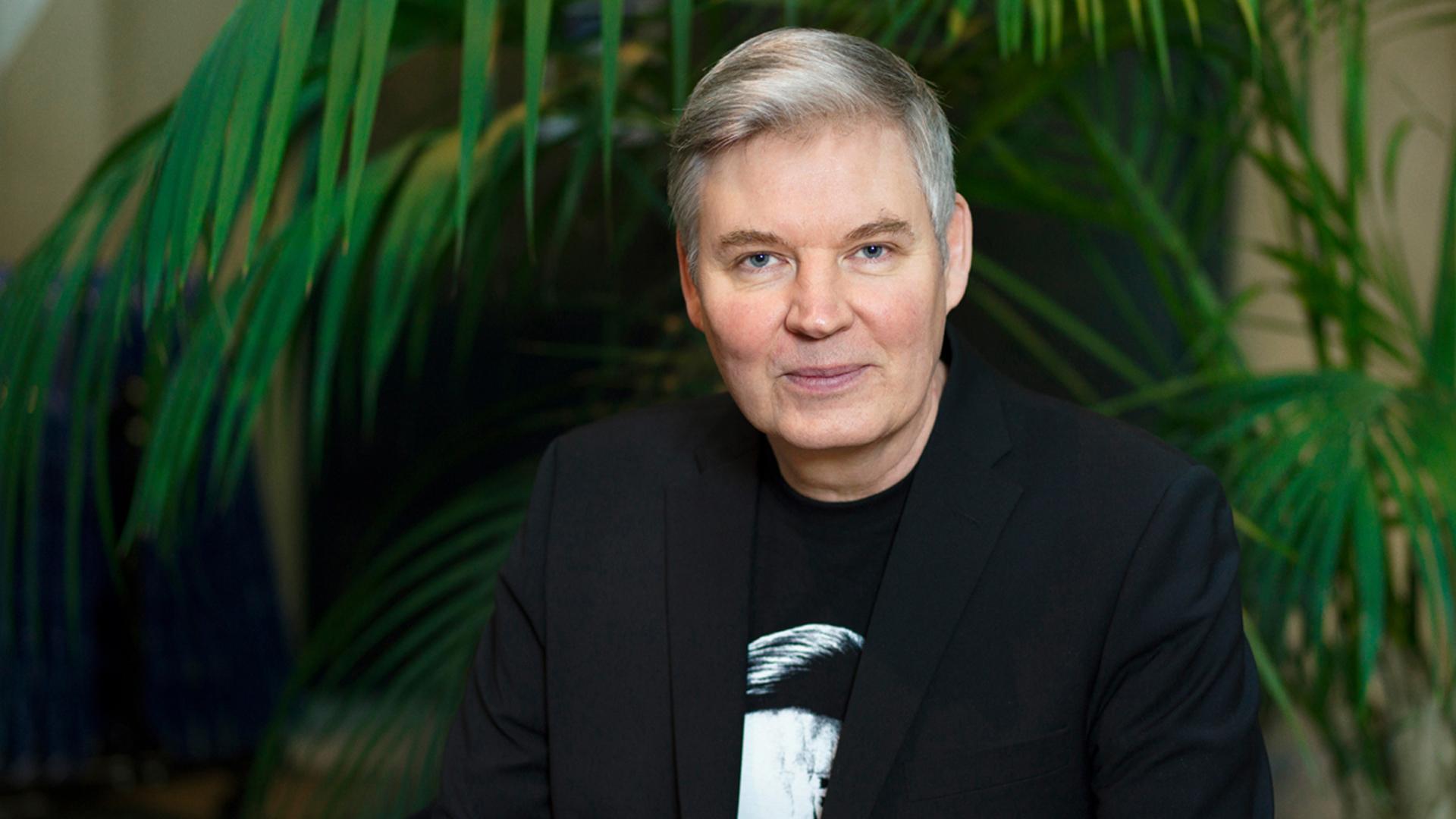 Lauri Väkevän kuva
