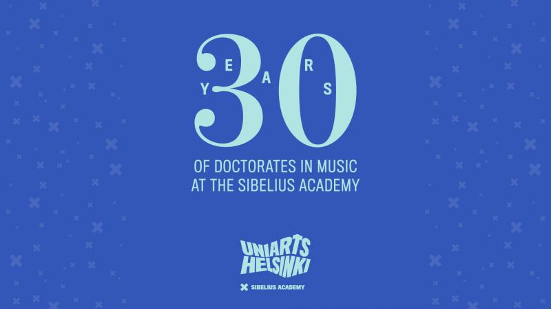 30 years of doctors of music