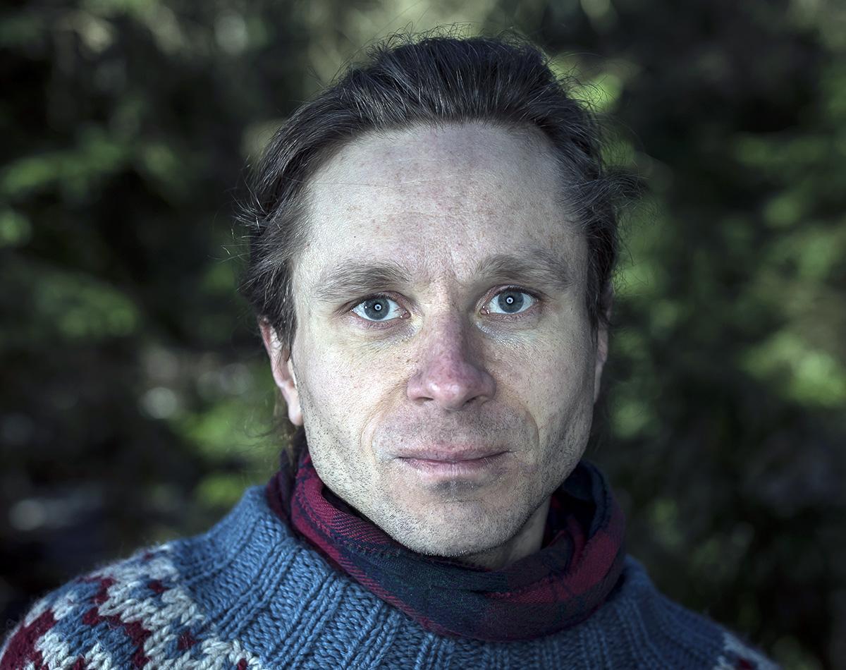 Markus Tuormaan kuva