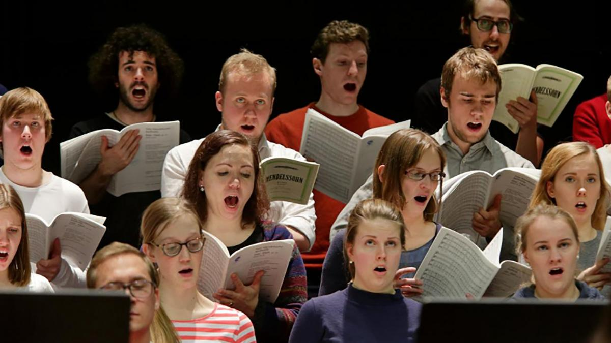 Sibelius-Akatemian kuoro