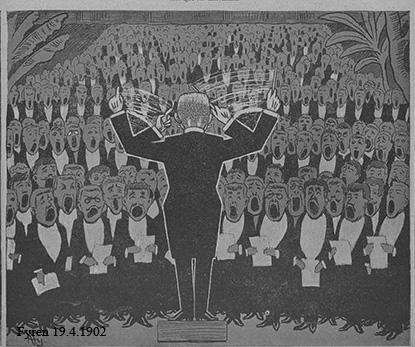 Helsingin laulu- ja soittojuhlien juhlakonsertti