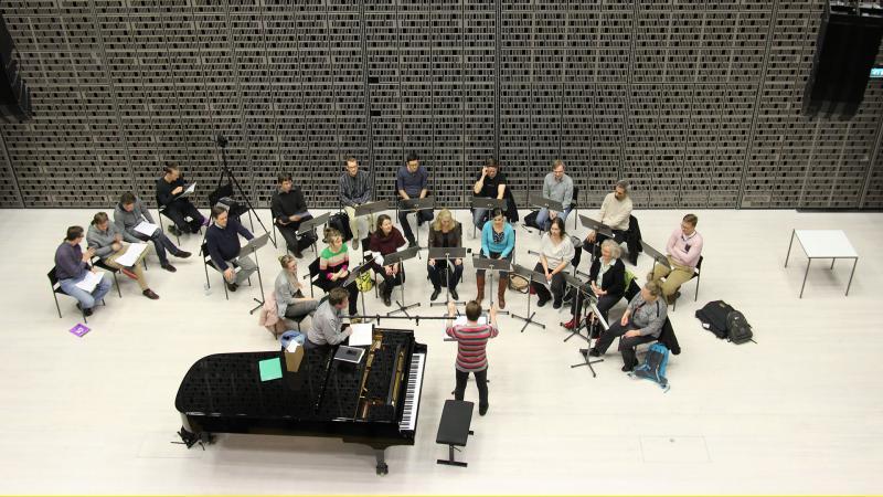 Sibelius-Akatemian vokaaliyhtye Vokis