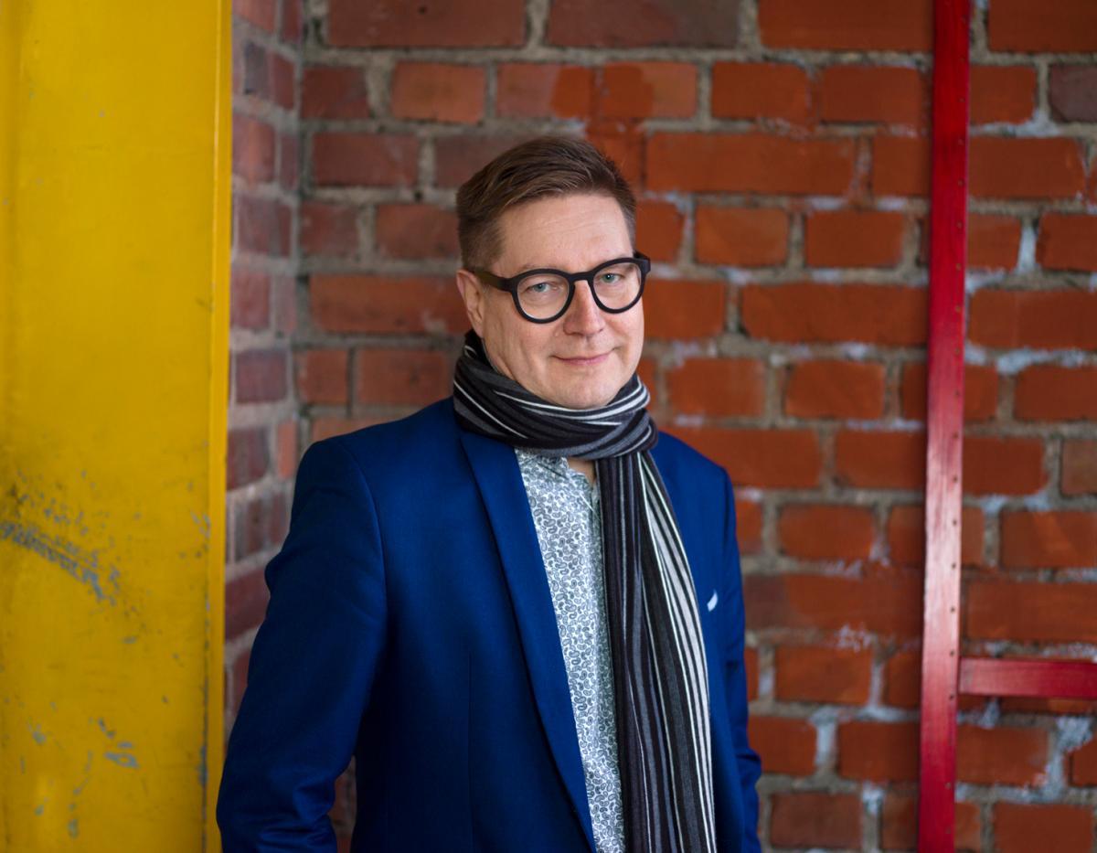 Rehtori Jari Perkiömäki