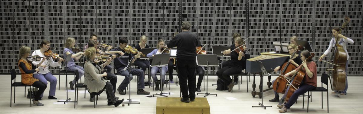 Sibelius-Akatemian barokkiorkesteri