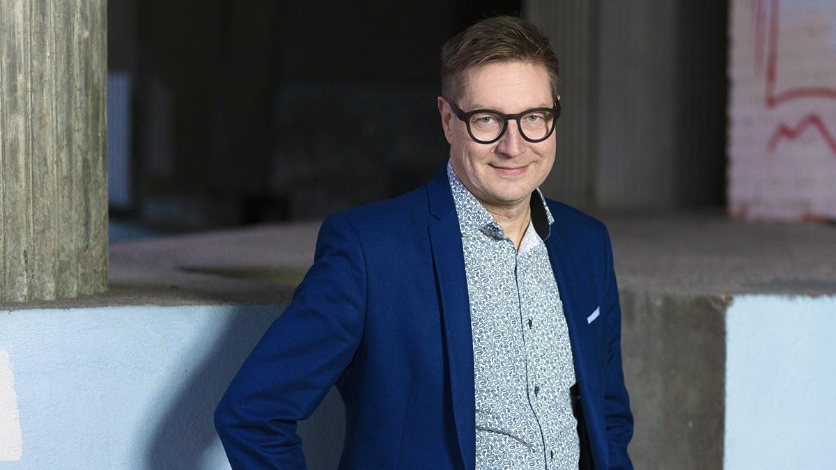 Henkilö Jari Perkiömäen kuva