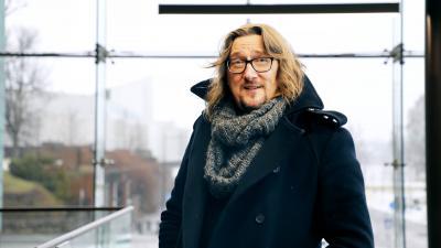 Käyrätorvimusiikin lehtori Tero Toivonen