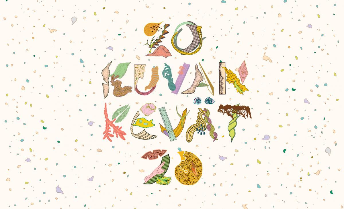 Kuvan Kevät 2020 logo