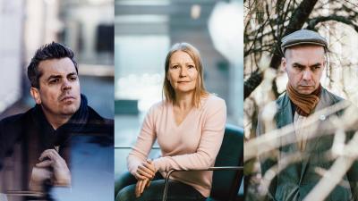 Alf Rehn, Paula Tuovinen, Antti Nylen