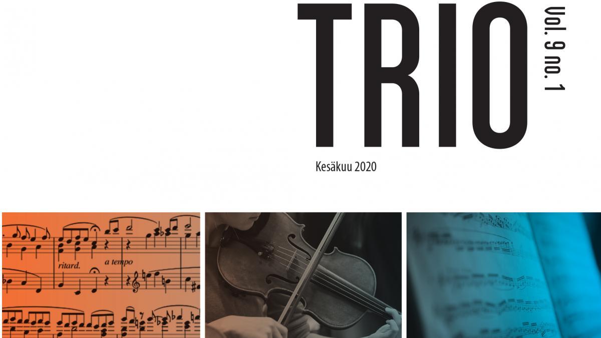 Trio-lehden kansi