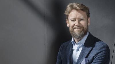 Portrait image of Kaarlo Hilden