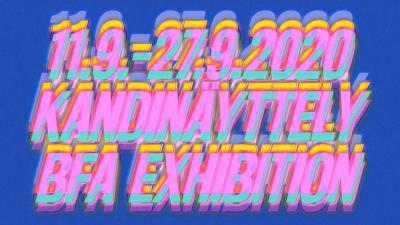 Näyttelyn ilmekuva