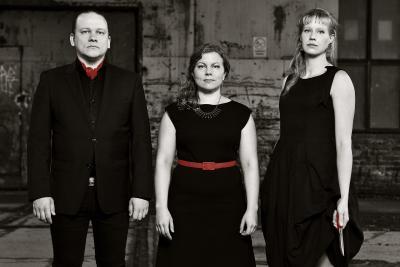 Kuvassa Antti & Isotalo Trio.