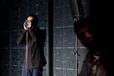 Alejandro Olarte at the MuTeFest festival concert