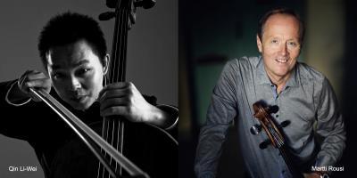Quin Wei-Li & Martti Rousi