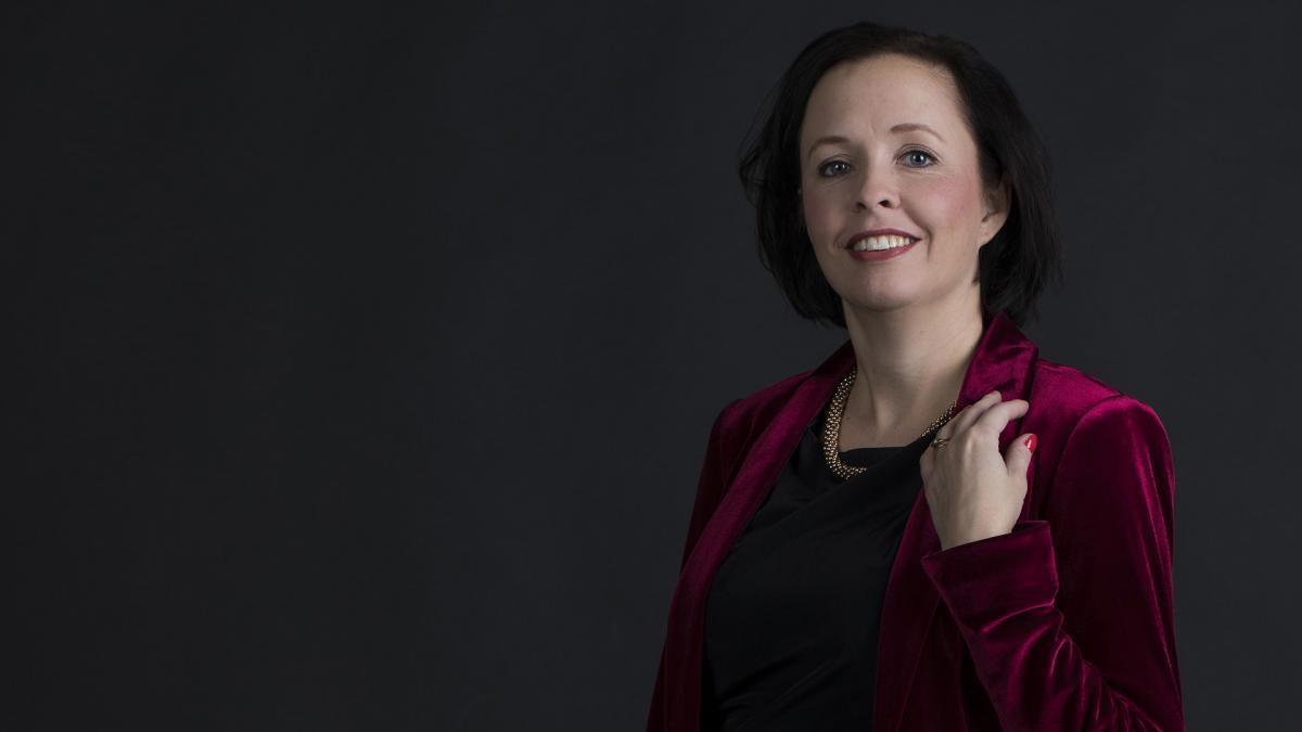 Emilie Gardberg, kuvaaja Antti Nikkanen