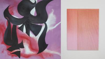 Art Works of Lauri Tiainen and Sari Majander.