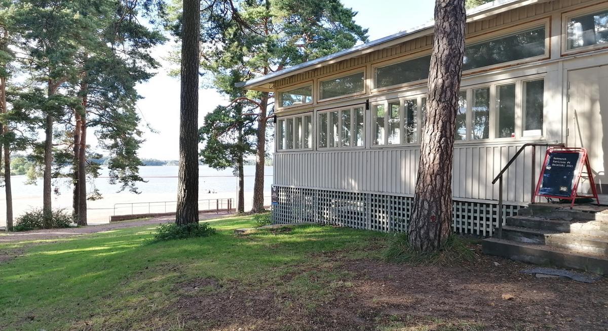 The Hietsu Paviljonki.