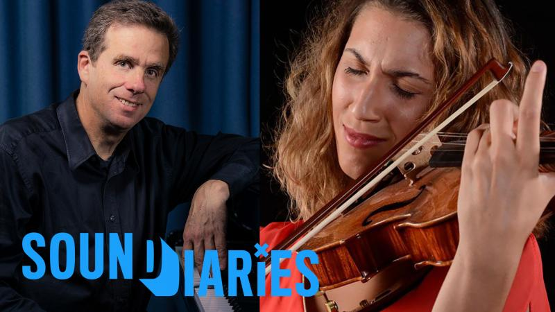 Laure TIssino-Ramon ja David Dolan