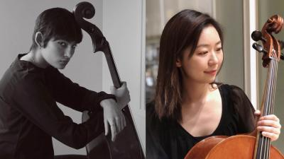 Maria Morfin Venäläinen ja Adele Xiang