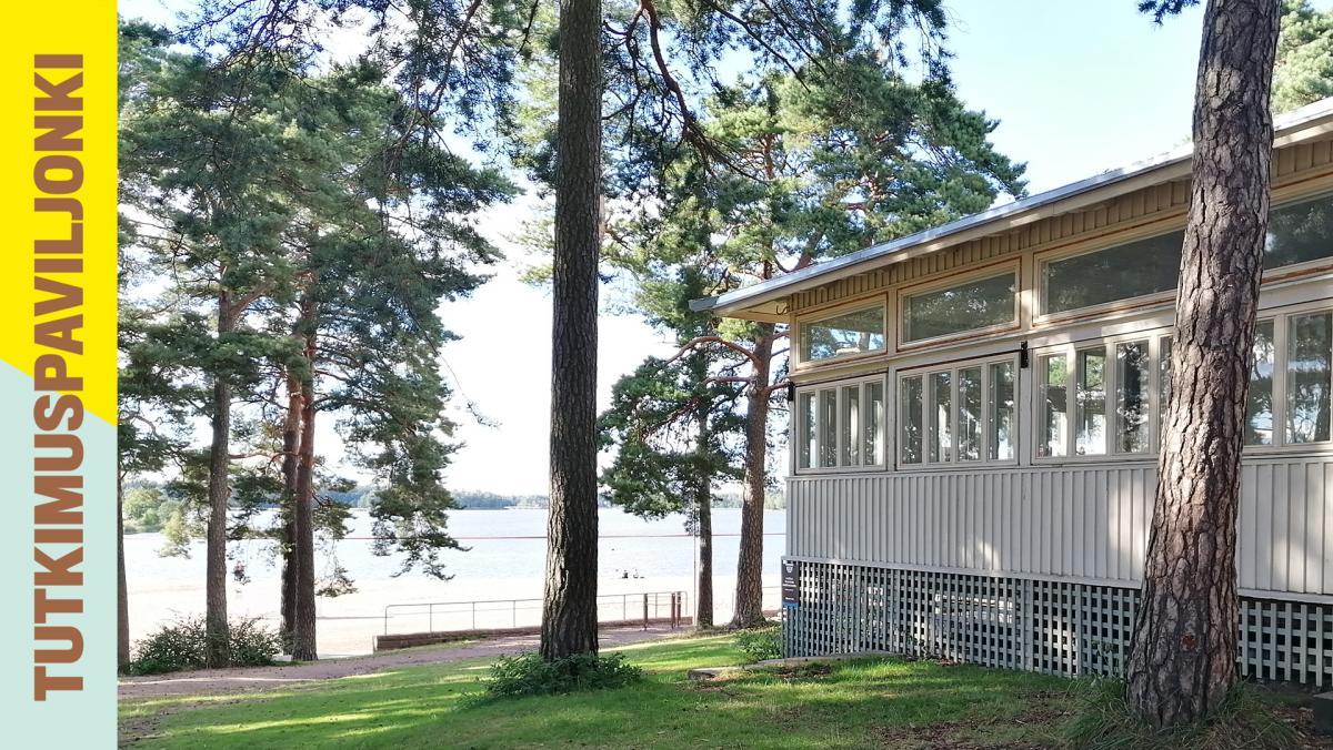 Research Pavilion