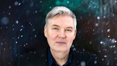 Lauri Väkevä. Kuva: Aki-Pekka Sinikoski