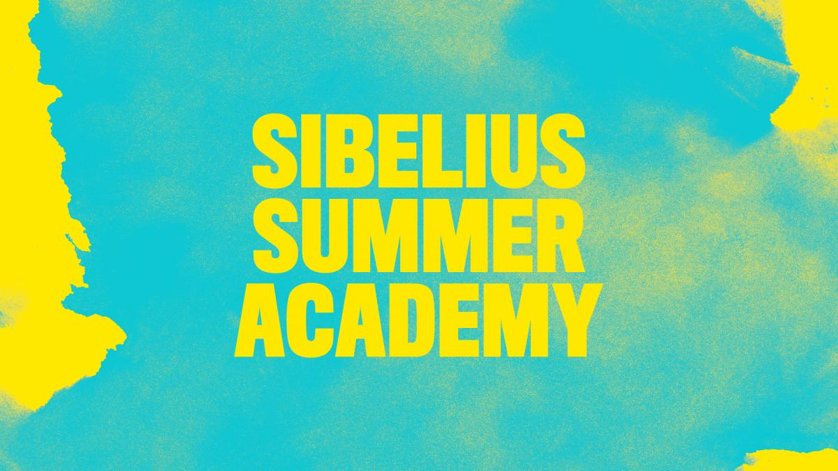 Sibelius Summer Academy