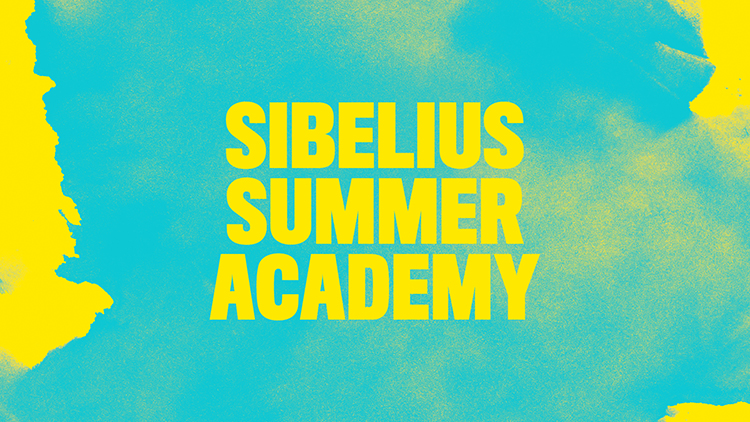 Sibelius Summer Academyn logo