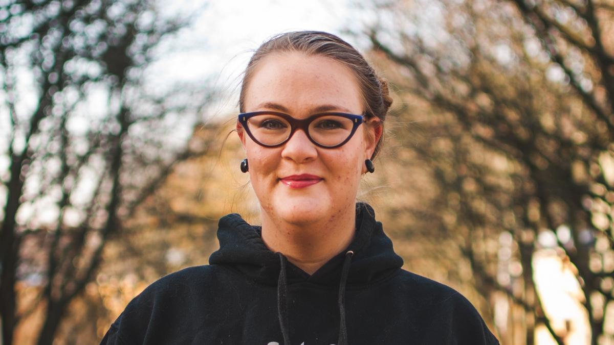 Lotta Aarikka, kuva Juha Laurila