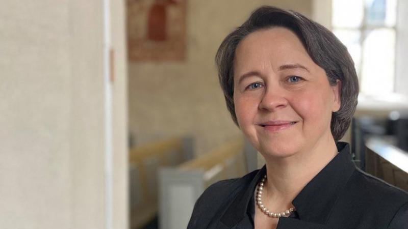 Marianne Gustafsson Burgmann
